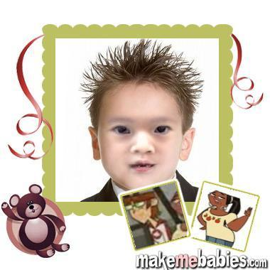 Harold and Leshawna's Baby