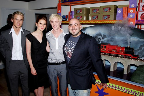 Harry Potter & The Half Blood Prince : NY After Party (2009)