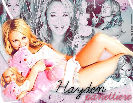 Hayden Panettiere wallpaper possibly containing a portrait entitled Hayden