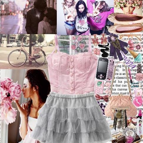 Teen Fashion wallpaper with a bouquet titled Heeeeeeeeeeyyyyyyyyaaaaaaa