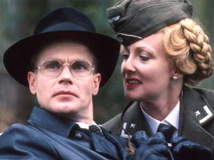 Helga and Herr Flick