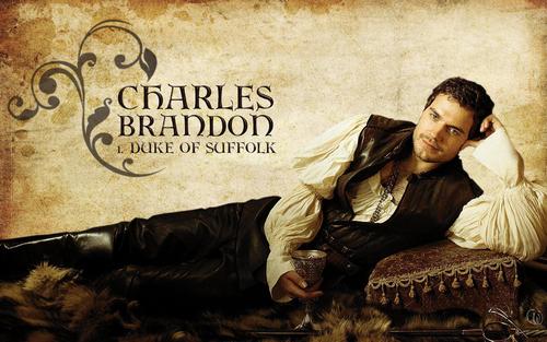 Henry Cavill of Charles Brandon