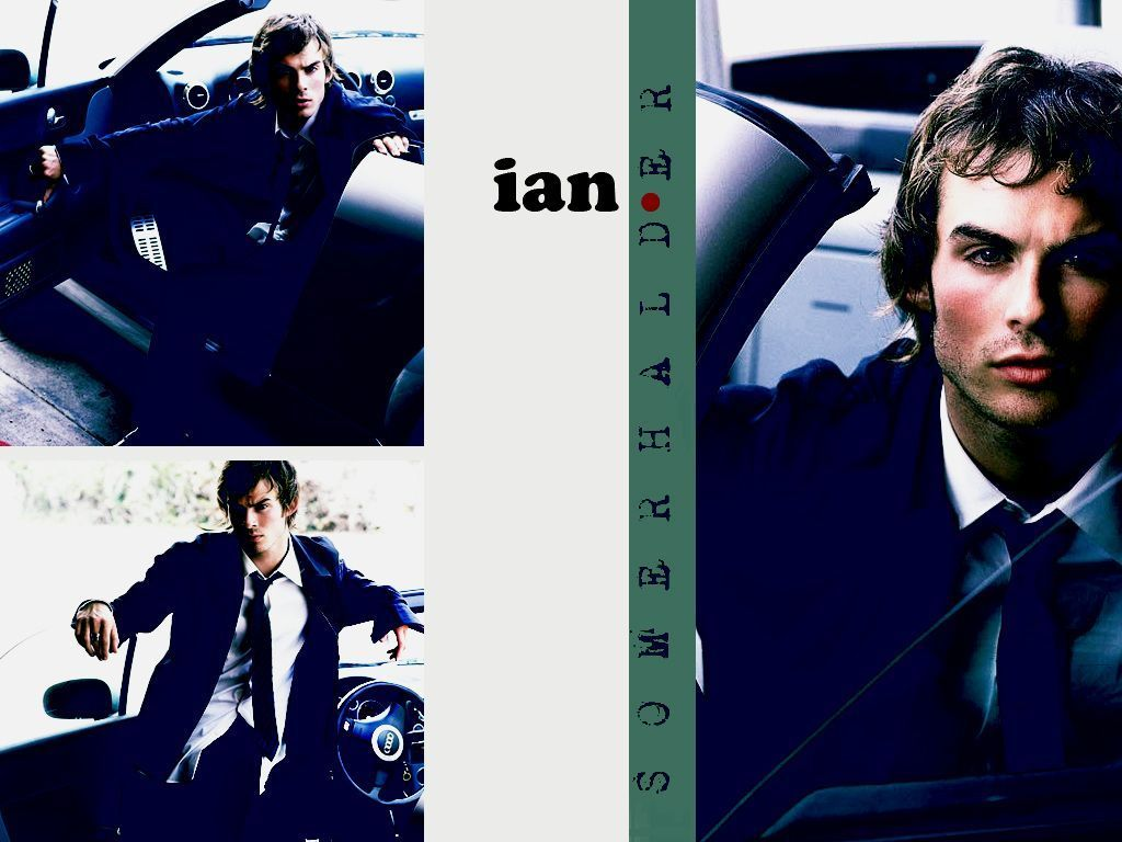 Ian Somerhalder :) - ian-somerhalder wallpaper