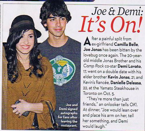 Jemi artigo - OK! Magazine