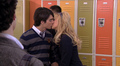 Joe & Stella kiss in JONAS 'Double datum '