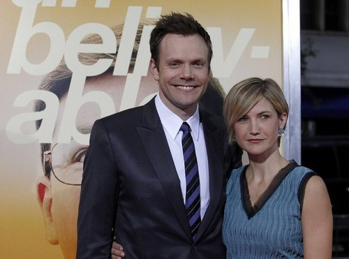 Joel Mchale images Joel Mchale and his Wife wallpaper and ...