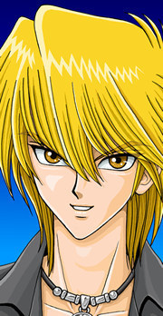 Yu-Gi-Oh wallpaper containing anime called Joey Wheeler