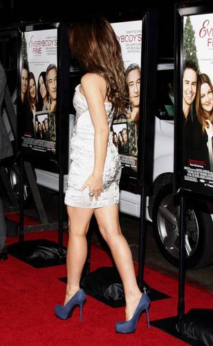 Kate @ Everybody's Fine premiere