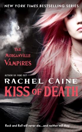 吻乐队(Kiss) of Death bookcover