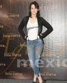 Kriss  Press Conference Mexico Nov 3 - twilight-series photo