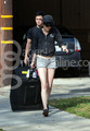 Kristen Stewart's SUPER Short Shorts - twilight-series photo