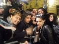 Kristen & fans - First pic from Paris - twilight-series photo