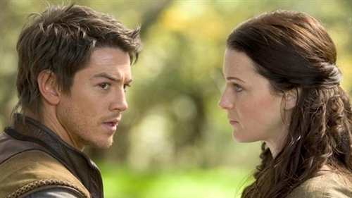 Legend of the Seeker wallpaper containing a portrait titled Legend of the Seeker