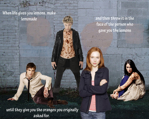 Life With Shadowhunters - mortal-instruments Fan Art