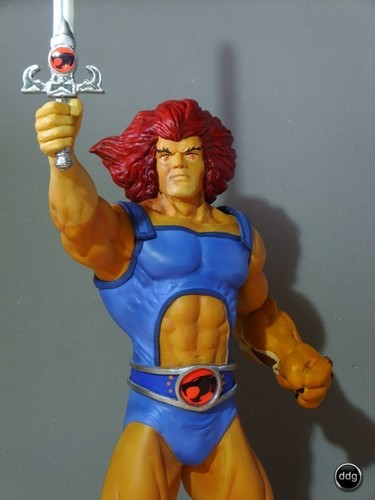 Lion-o Thundercats sculpture