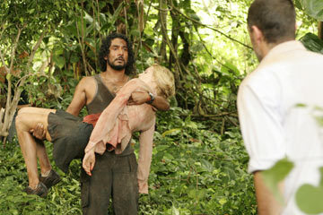 Lost- Sayid and Shannon