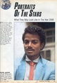 MJ in newspaper, August 1985 - michael-jackson photo