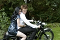 MORE Rob and Kristen Harper's Bazaar Outtakes - twilight-series photo