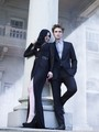 MORE Rob and Kristen Harper's Bazaar outtakes! - twilight-series photo