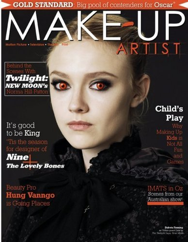 Make Up Artist magazin