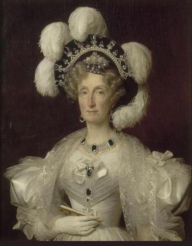 Maria Amalia of the Two Sicilies, কুইন of France