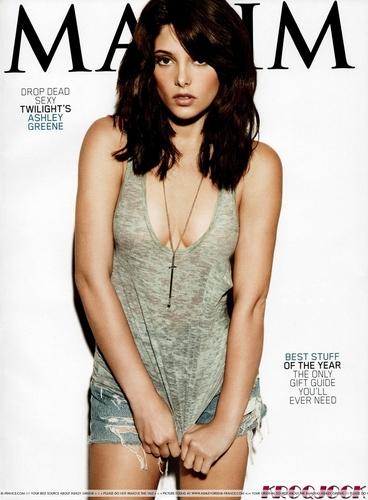 Maxim December 09