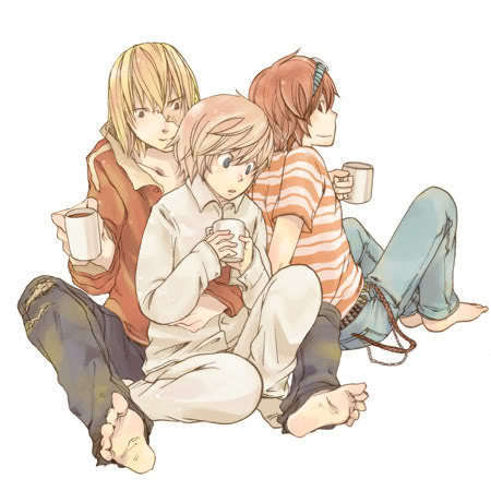 Mello, Near & Matt