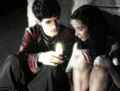 Merlin and Freya - Newest Camelot Love? - merlin-on-bbc fan art