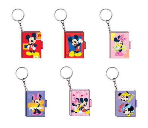 Mickey Mouse Keychains