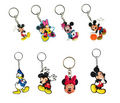 Mickey and friends Keychains - keychains photo