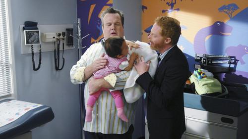 Mitchell, Cameron & Lily