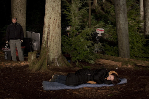più New BTS foto from 'New Moon' from David Strick