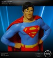 My sculpture Statue Superman Reeve - superman fan art