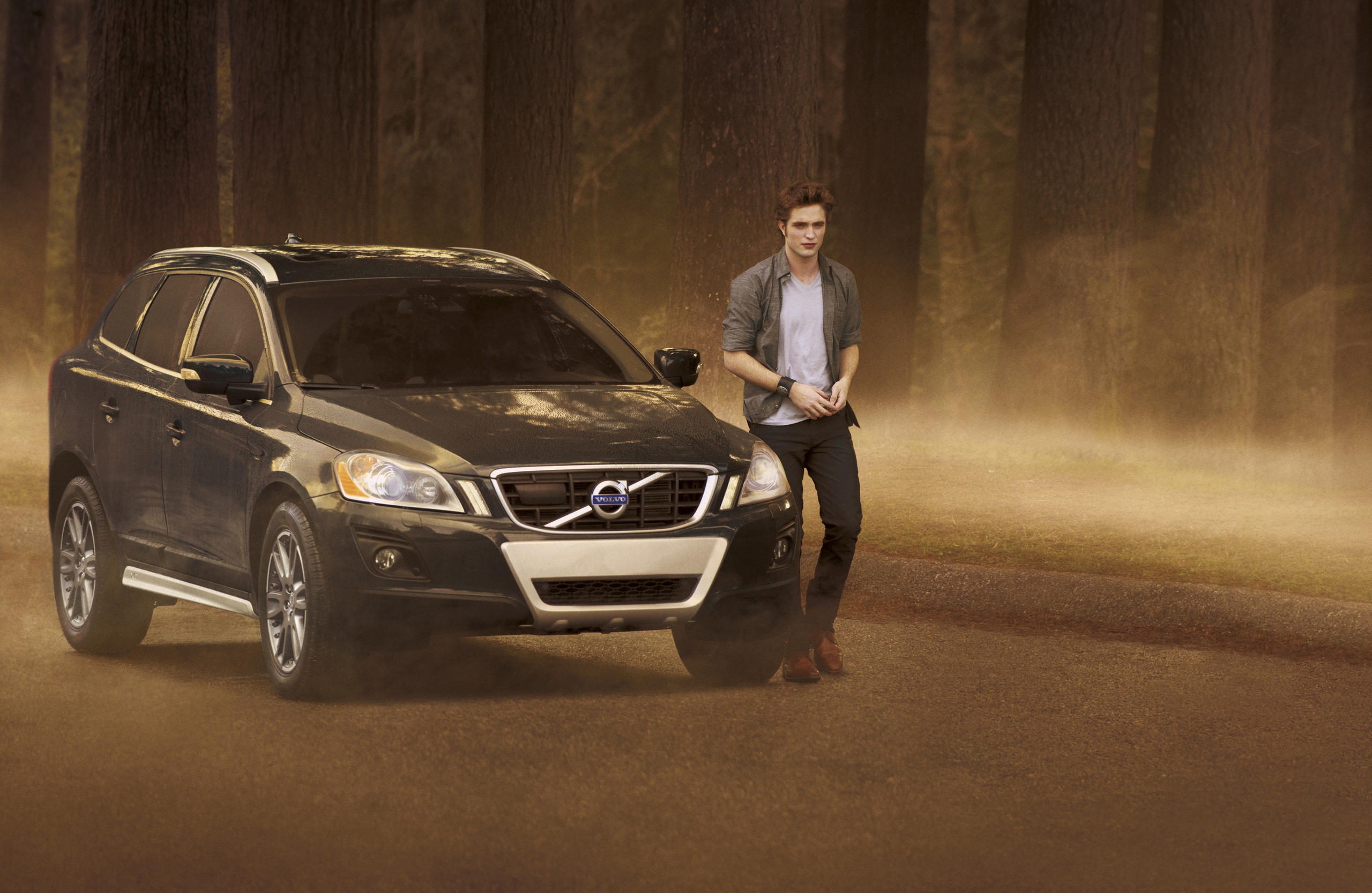 NEW HIGH QUALITY Robert Pattinson EDWARD From Volvo