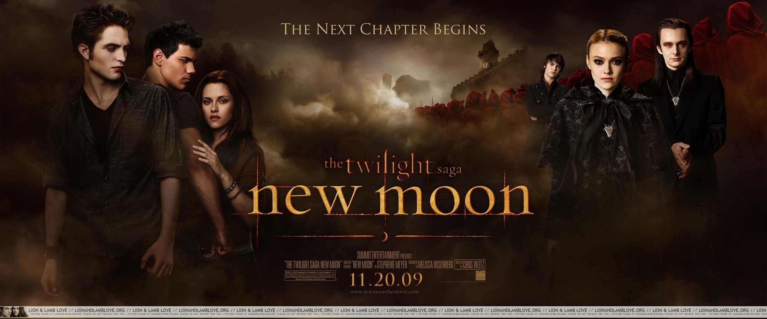 NEW MOON HIGH QUALITY PROMO PIC
