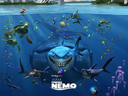 Nemo वॉलपेपर