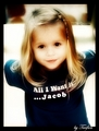Nessie - ALL I WANT IS JACOB - shirt - jacob-black-and-renesmee-cullen photo