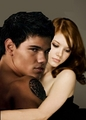 Nessie and Jacob in Love - jacob-black-and-renesmee-cullen photo