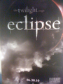 New Eclipse Poster   - twilight-series photo