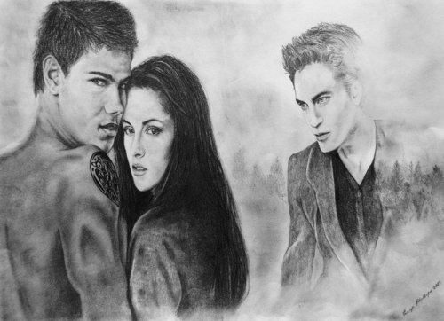 New Moon Portrait!
