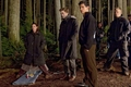 New Moon cast - behind the scenes - twilight-series photo
