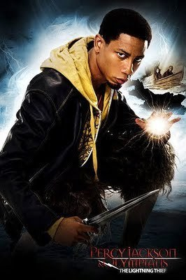 New PercyJackson Movie Posters.