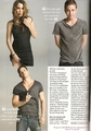 Nikki & Kellan in Glamour UK