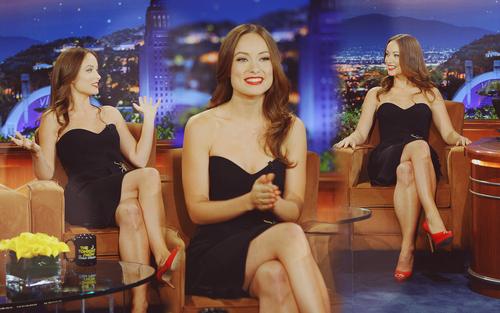Olivia Wallpaper :)