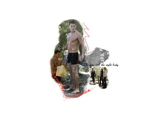 Owain - naked