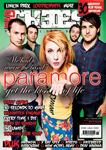 Paramore fond d'écran containing animé called Paramore