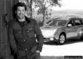 Patrick Dempsey- Subaru Outback Series photoshoot