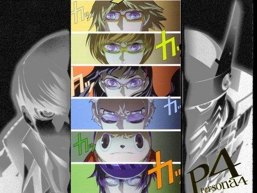 Persona 4 fond d'écran
