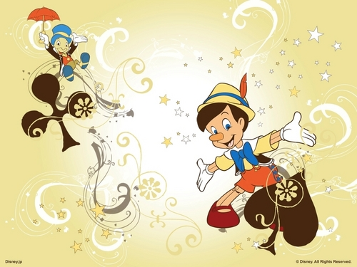 Pinocchio wallpaper