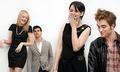 Press Conference Photos(Kristen,Taylor,Dakota, and Rob) - twilight-series photo